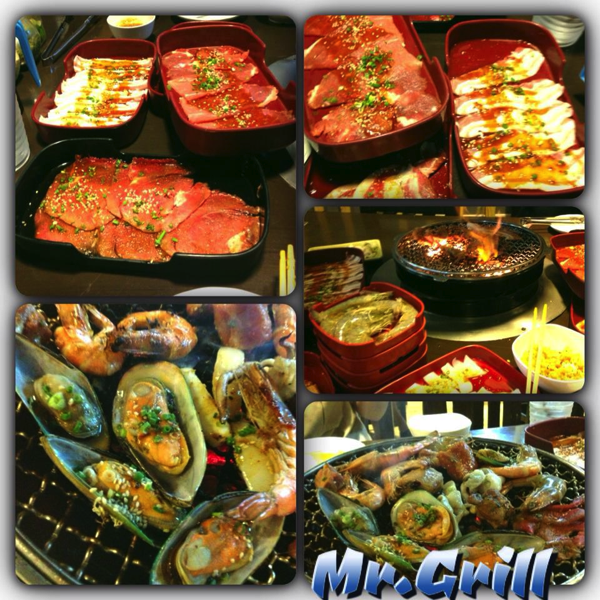 Promotion Mr. Grill Yakiniku Buffet