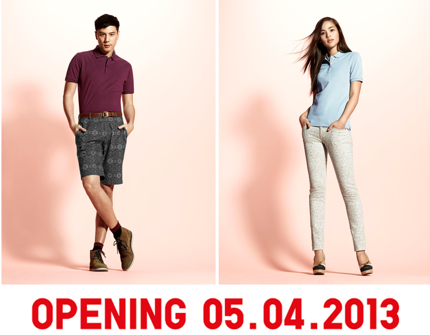 Promotion Uniqlo Grand Opening @ Central Chaengwattana