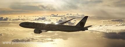 Etihad Airways 777-300ER