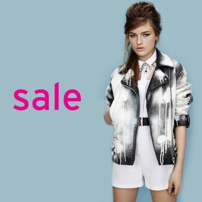 Promotion TOPSHOP Mid Season Sale up to 50% off [Apr.2013]