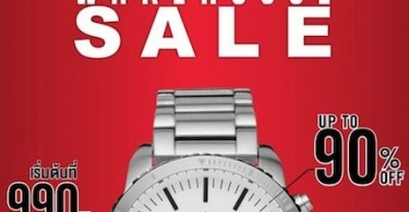 Promotion Time Deco Warehouse Sale up to 90% off [Jun.2013]