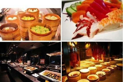 Promotion Buffet Sunday Brunch & Seafood Save 50% @ The Square Novotel Bangkok Platinum