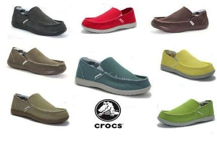 Promotion CROCS Sale 30-50% @ Paradis for Men Sale 2013