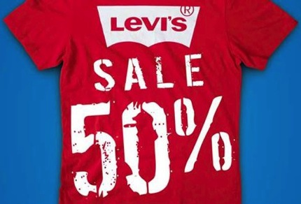 Levi 39 s sale 50 56 for Levis t shirt sale
