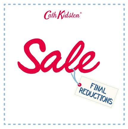 Promotion Cath Kidston Final Reduction Sale 2013
