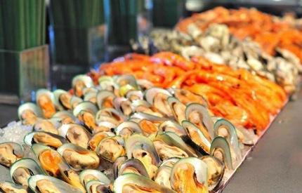 Promotion Inter Buffet Sunday Brunch Save 50% @ Novotel Bangkok Platinum