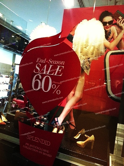 Promotion LYN Shoes & Accessories END OF SEASON SALE 60% off 2013