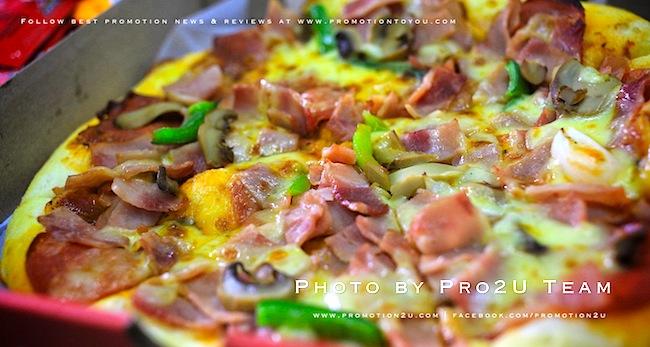 Promotion pizza hut wow double set 199 99 02