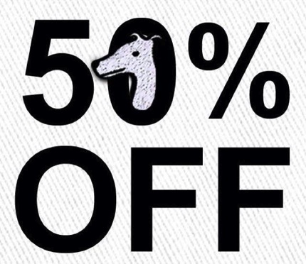 Promotion Greyhound Sale up to 50% off 8 13