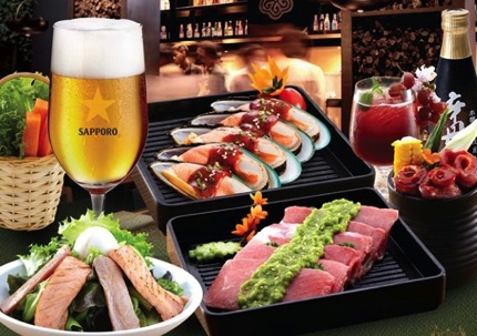 Promotion Miyabi Jousen Yakiniku & Bar Grand Opening Save 50% @ Mercury Tower