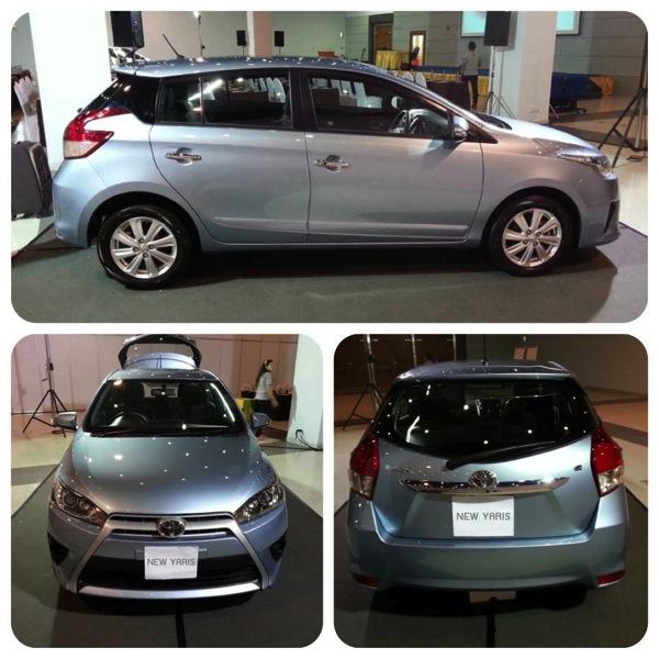 ใกล้มาแล้วนะ...Toyota New Yaris Eco Car