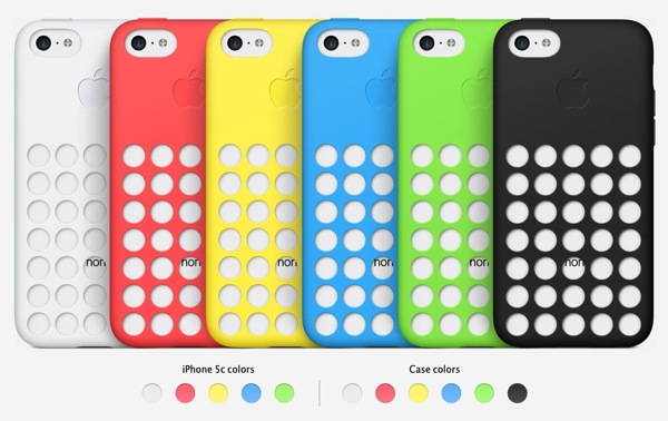 iPhone 5C Case - Polka Dot
