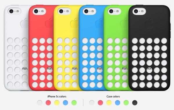 iPhone 5C Case - Polka Dot