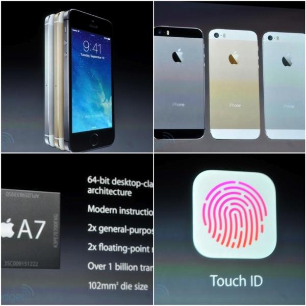 Apple iPhone 5S  สเปค ราคา และวันวางจำหน่าย