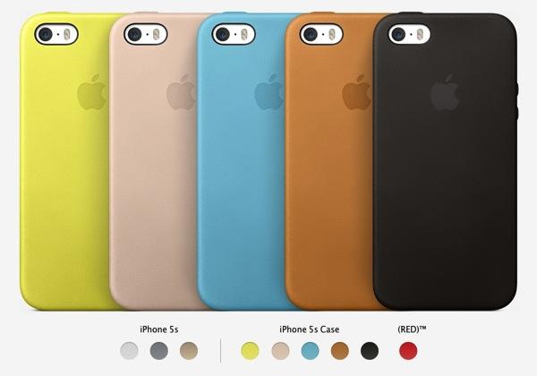 เคสหนังตัวใหม่ของ iPhone 5S