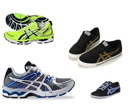Promotion Asics Sale up to 40% off @ Paradise Park