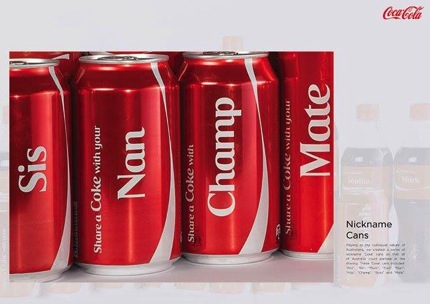 Promotion COKE Nickname Cans Schedule [Oct.-Nov.2013]