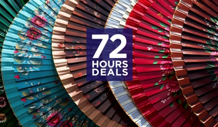 Promotion Malaysia Airlines 72 Hours Deals fly Osaka 14,655.-