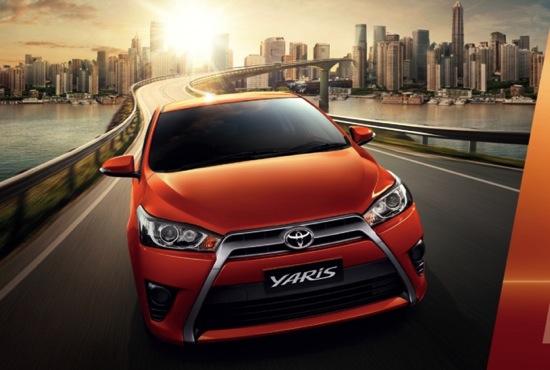 Toyota Yaris 2014 P03