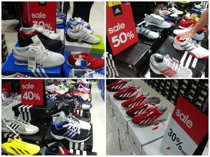 โปรโมชั่น Adidas Sale ลดสูงสุด 60% off @ The Pop-Up Shop [โรบินสันสีลม]