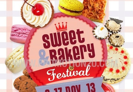 Promotion Buffet Cake @ Sweet & Bakery Festival Fashion Island