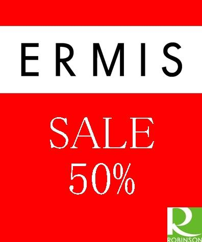 Promotion ERMIS Sale 50% @ Robinson