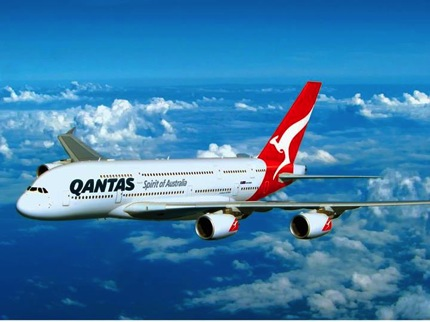 Promotion Qantas Airways Father's Day 2013