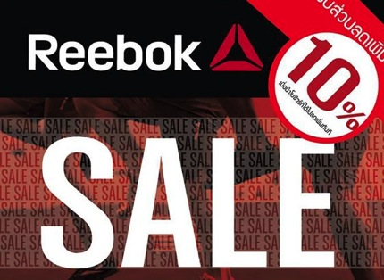 Promotion Reebok Sale up to 50% off  @ QSNCC