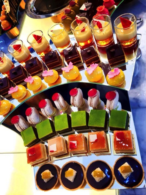Promotion Buffet Cake Dhara Dhevi @ Chiang Mai P1