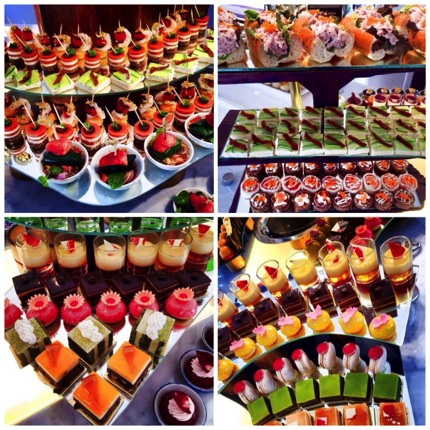 Promotion Buffet Cake Dhara Dhevi @ Chiang Mai