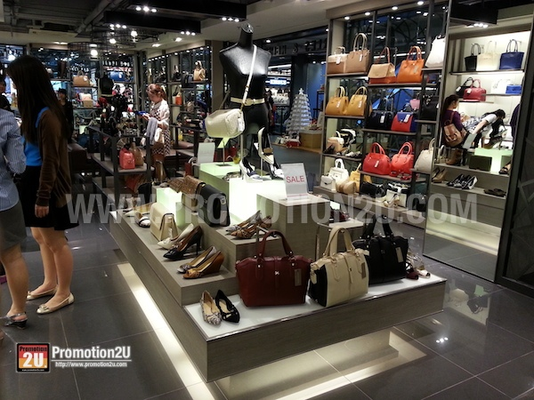 Promotion Charles & Keith End of Season Sale Dec.2013 up to 30% off P2