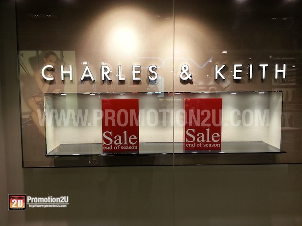 Promotion Charles & Keith End of Season Sale Dec.2013 up to 30% off P6