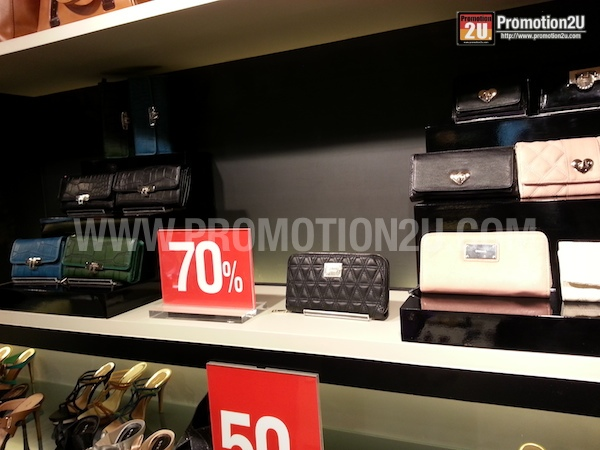 Promotion VNC Clearance Sale 2013 up to 70% @ Siam Center Branch P3