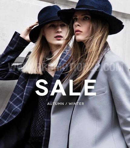 Promotion ZARA End of Season Autumn/Winter Sale 2013