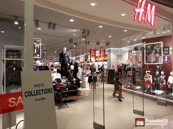 Review Promotion H&M End of SEASON SALE 2013 up to 70% off P1