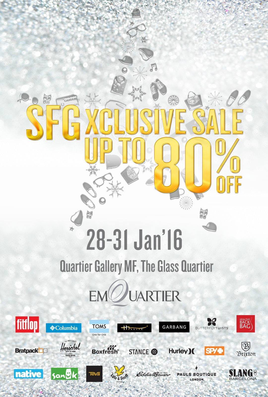 Promotion Fitflop Sale 50% @ Xclusive Sale Fashion Destinion Sale 2016 up to 80%