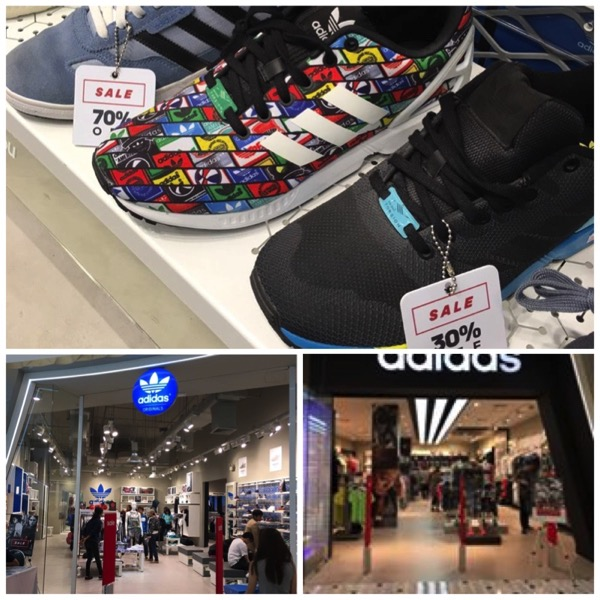 Promotion Adidas Sale up to 70% off @ Zpell