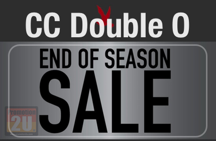 Promotion CC Double O End of Season Sale 50% Off [Nov.2016]