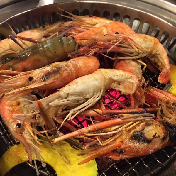 Promotion Giants Yakiniku Buffet Shrimp Festival 2016 Only 399.-