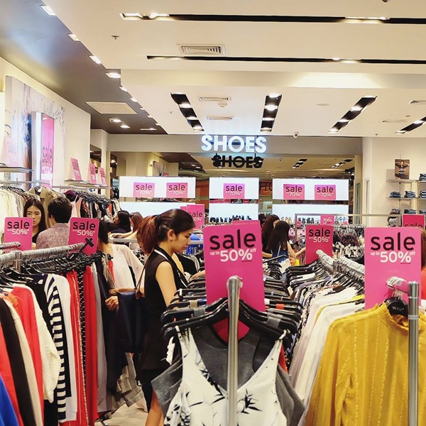 Promotion TOPSHOP End of Season Sale up to 50% off [Jun.2016]
