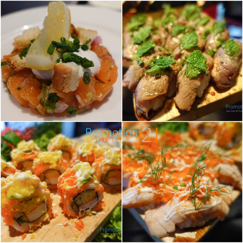 Reviews Promotion Salmon Season Buffet Come 2 Pay 1 @ The Square Novotel Bangkok Pleonjit P0