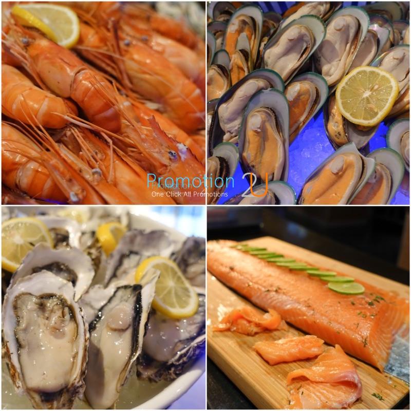 Reviews Promotion Salmon Season Buffet Come 2 Pay 1 @ The Square Novotel Bangkok Pleonjit P04