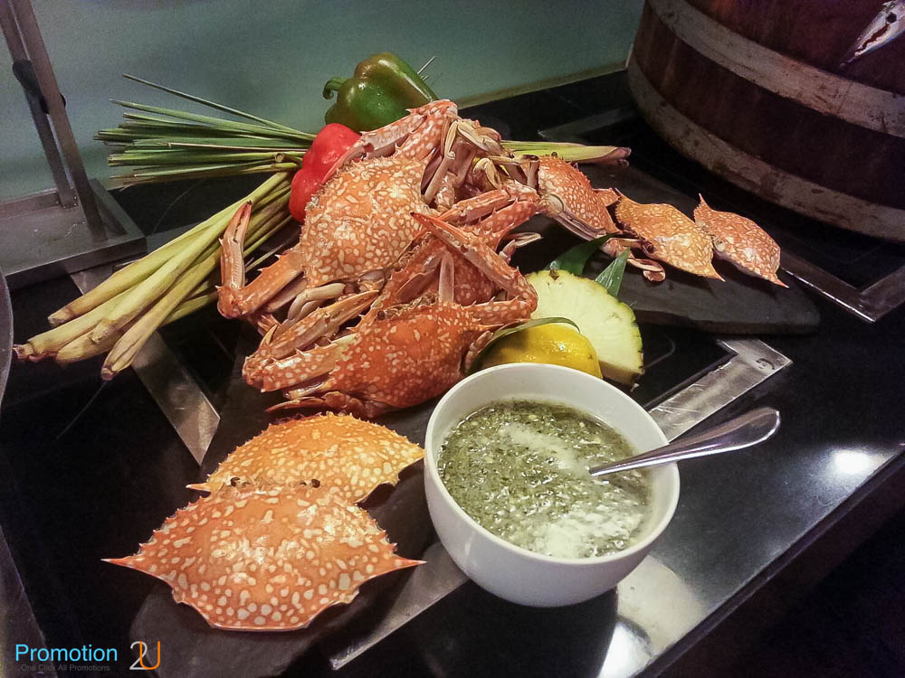 Review-Promotion-Buffet-Craving-for-Crab-Come-2-Pay-1-Atelier-Pullman-Grand- Sukhumvit-23