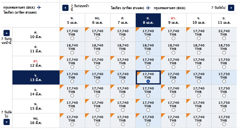 Promotion ANA All Nippon Airways Direct Flights to JAPAN Fly Started 12,500 SAKURA