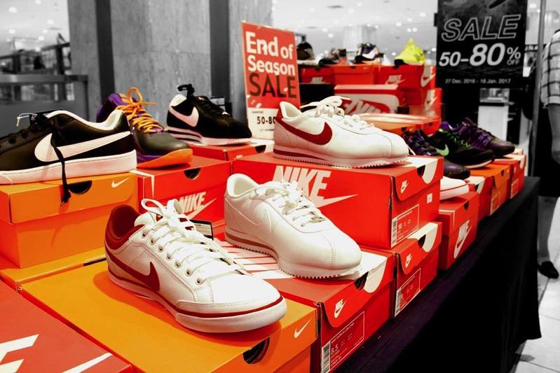 Promotion Isetan Sneakers Grand Sale 50  80 P04