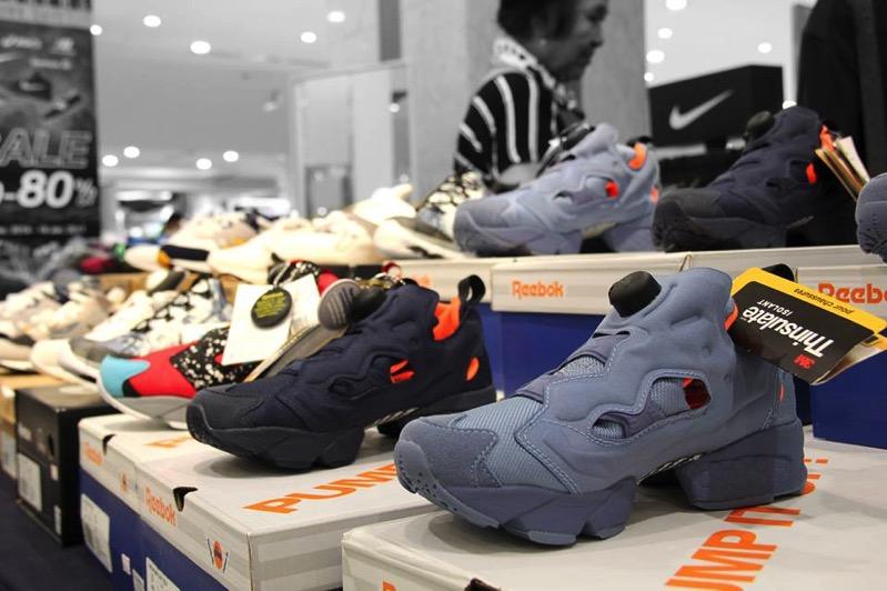 Promotion Isetan Sneakers Grand Sale 50  80 P05