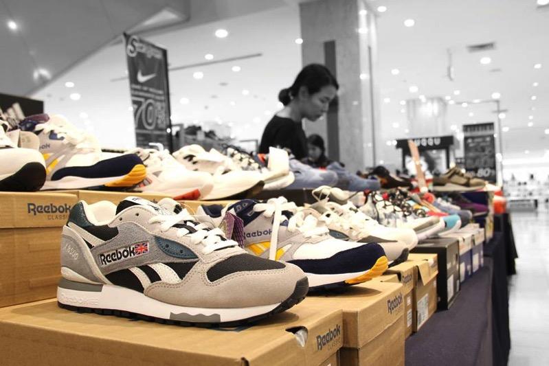Promotion Isetan Sneakers Grand Sale 50  80 P07