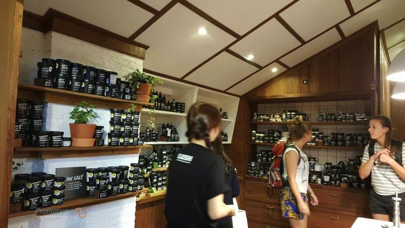 Promotion LUSH Thailand 1st Store P05