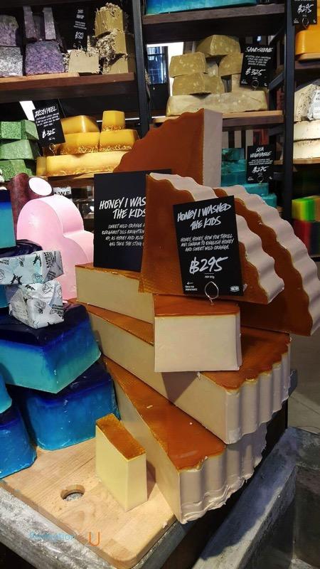 Promotion LUSH Thailand 1st Store P16