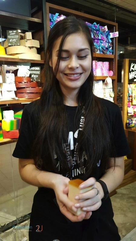 Promotion LUSH Thailand 1st Store P17